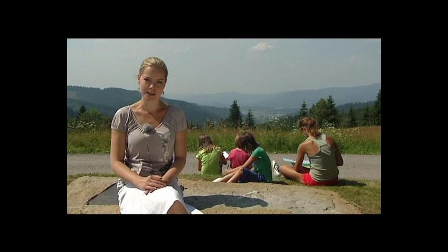 Video Reportáž Kristíny Kačmarské