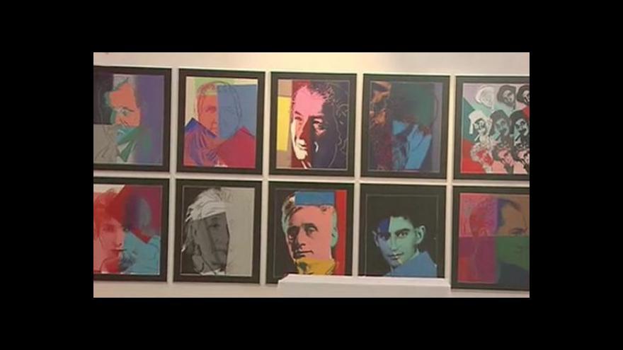 Video Andy Warhol / Zlatá šedesátá