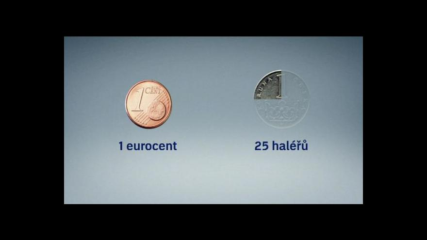 Video Konec eurocentu