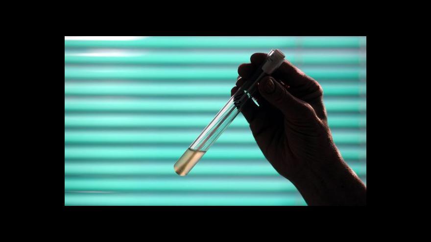 Video Kuřecí maso s antibiotiky