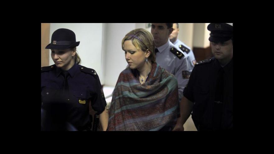 Video Žádost Kláry Mauerové o propuštění tématem Událostí v regionech