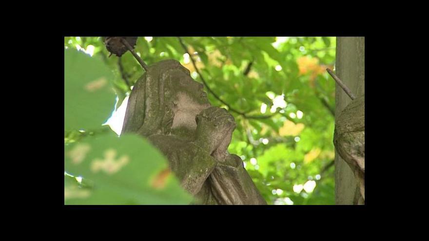 Video Václav Svoboda o hledání majitele sochy