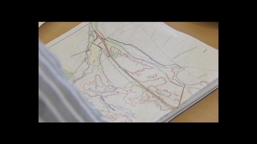 Video Milan Brunclík o protipovodňových opatřeních na Mrlině