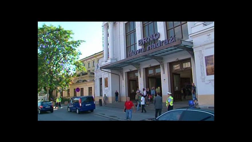 Video Rozhovor s mluvčím ČD Petrem Šťáhlavským