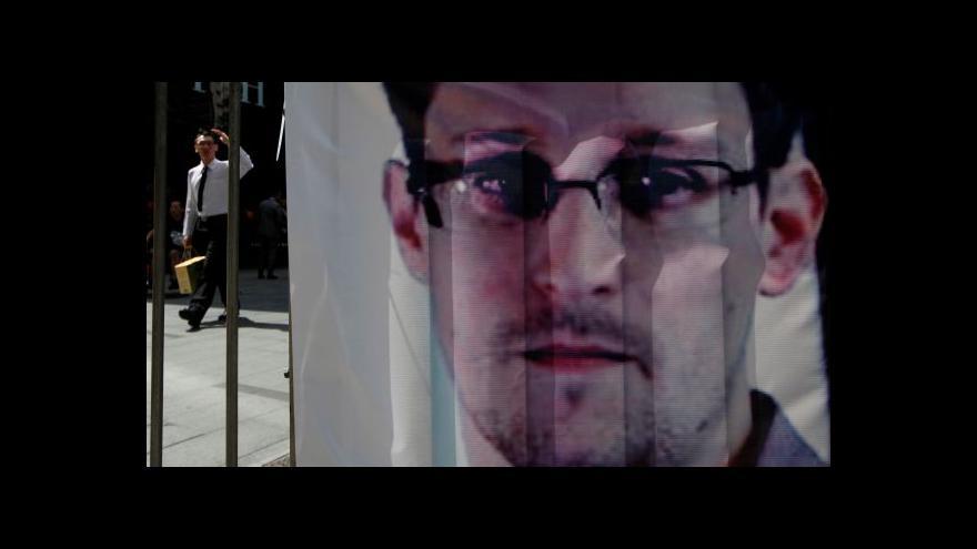 Video Snowden míří do Venezuely, tvrdí novinář Greenwald