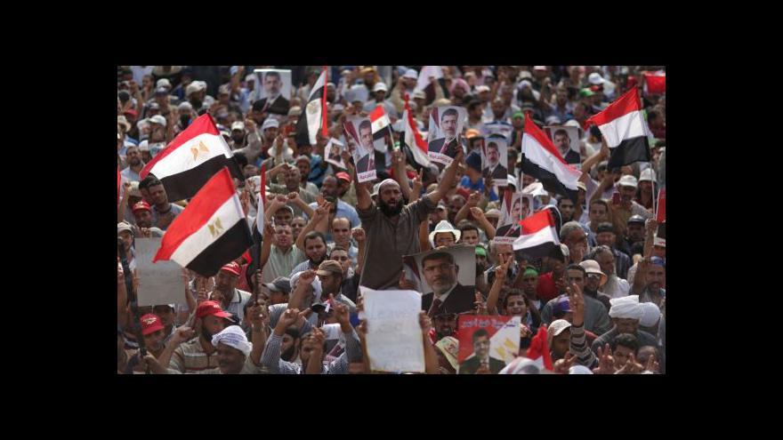 Video Egyptská liberální opozice odmítla návrhy prezidenta Mansúra