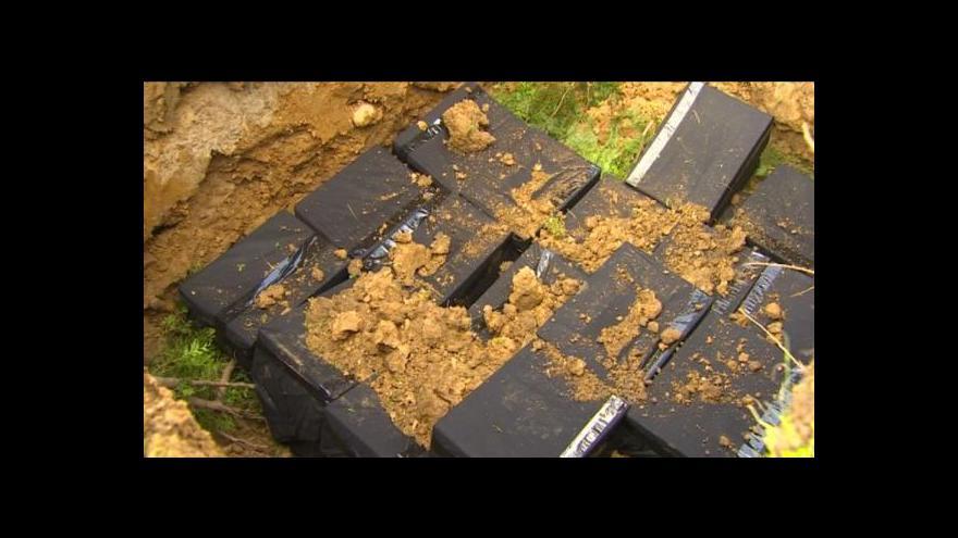 Video Jan Stuchlík o pohřbu středověkých měšťanů
