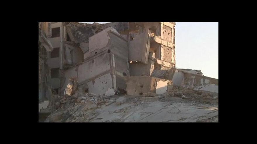 Video Rusko má prý důkazy o chemických zbraních v Sýrii