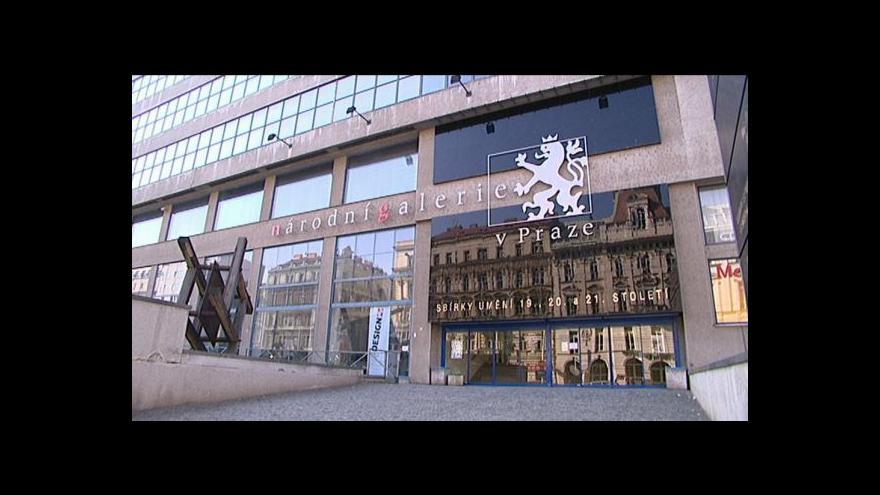 Video Reportáž o Národní galerii