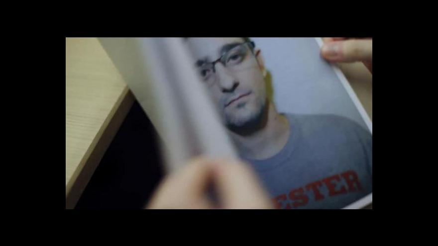 Video O Snowdenovi vznikl první film