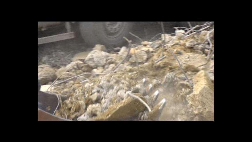 Video Radovan Daněk o demolici mostů