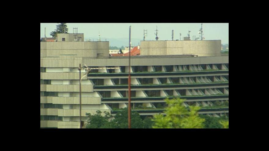 Video Milan Brunclík o protestu u Hotelu Praha