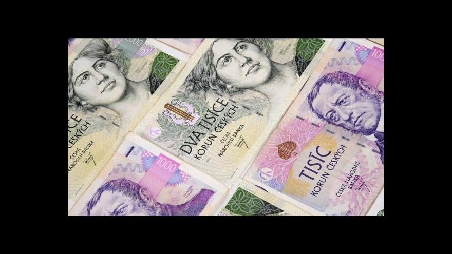 Video Komentář ekonoma Marka Dřímala