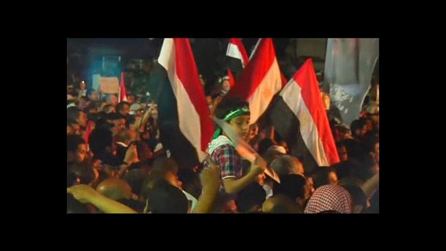 Video Prozatímní prezident přislíbil referendum a volby