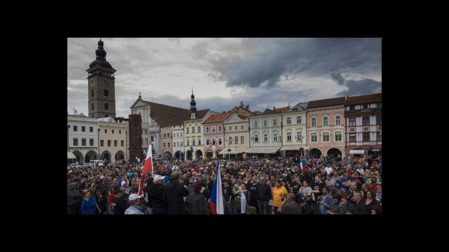 Video Petr Podhola o situaci na sídlišti Máj
