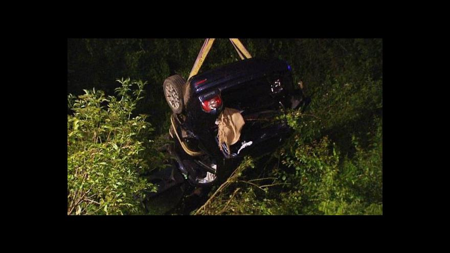 Video Reportáž o nehodě na přejezdu