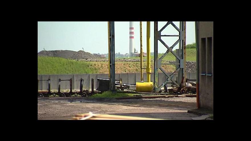 Video Události o situaci v OKD