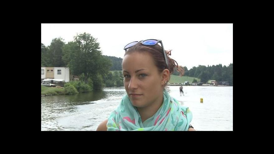 Video Rozhovor s Kateřinou Švecovou