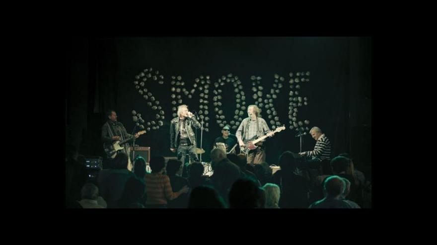 Video Ukázka z vystoupení Smoke a Vojty Dyka