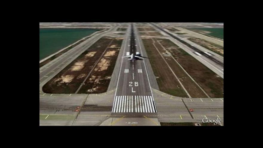 Video Havárii Boeingu zřejmě způsobila chyba pilotů