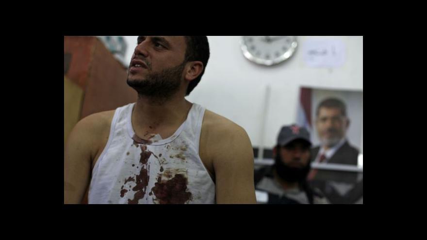 Video Jakub Szántó o situaci v Egyptě (16:00)