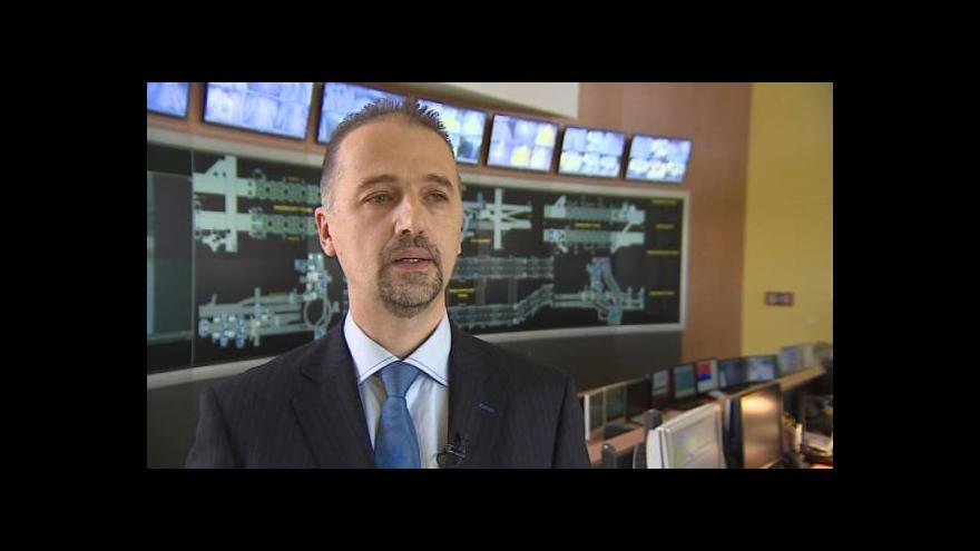Video O nové centrále hovoří správní ředitel Roman Nekula