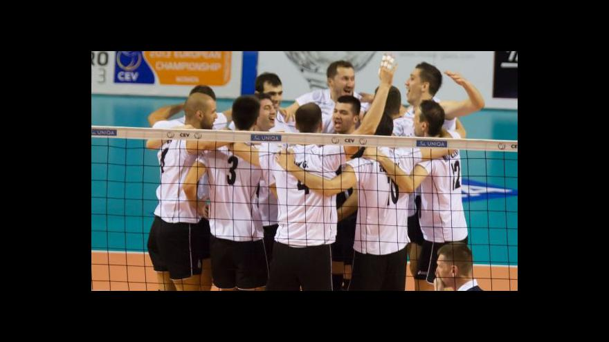 Video Češi postoupili přes prohru s Černohorci do Final Four Evropské ligy
