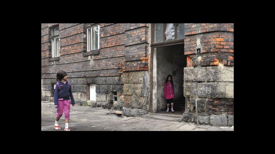 Video Reportáž o integraci Romů