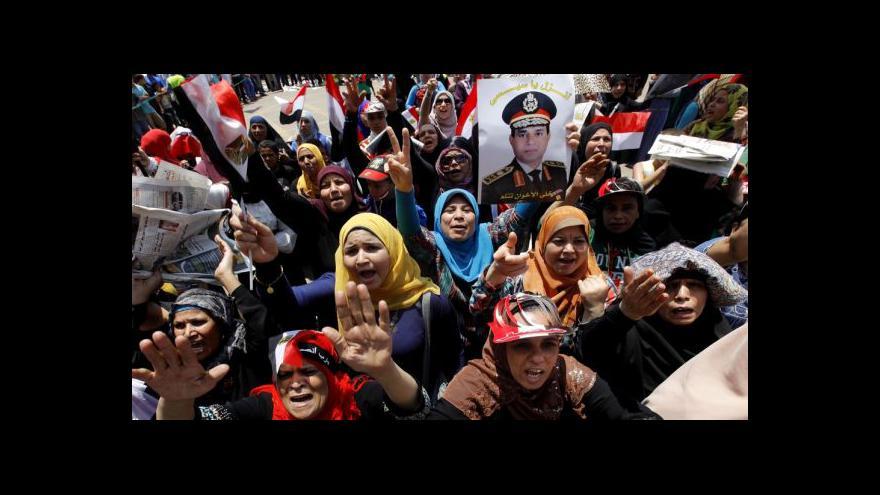 Video Převrat v Egyptě