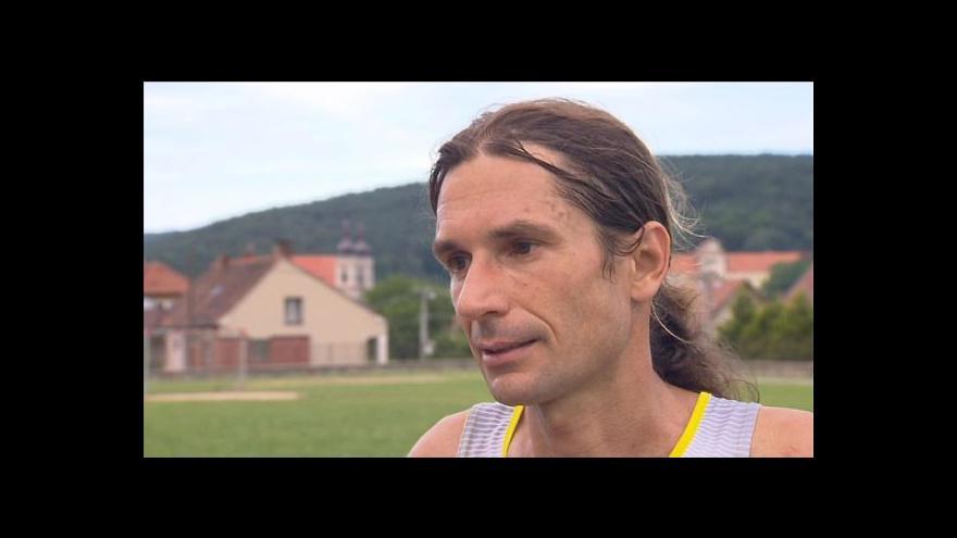 Video Daniel Orálek o tišnovské etapě