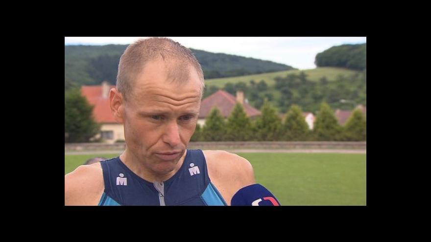 Video Michal Kovář o tišnovské etapě