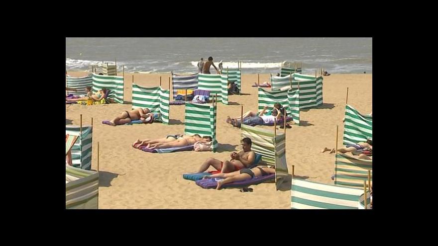 Video Reportáž Bohumila Vostala o dovolené v Belgii