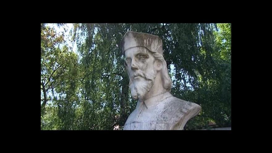 Video Události o mistru Janu Husovi