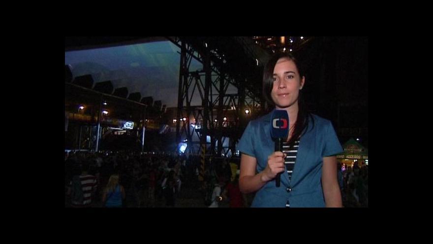 Video Reportáž Terezy Krumpholzové a Pavly Daňkové
