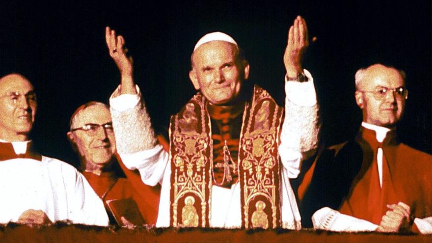Video Historie.cs - Papež odjinud a odsud