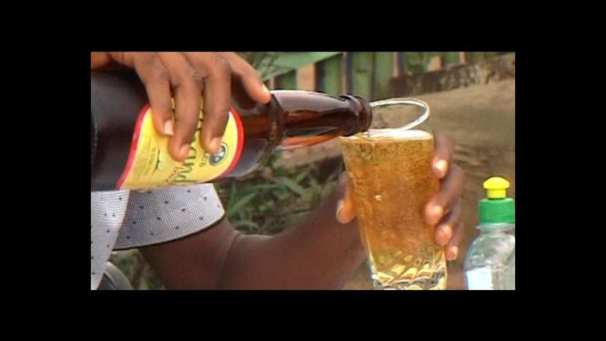 Video Pivo z manioku