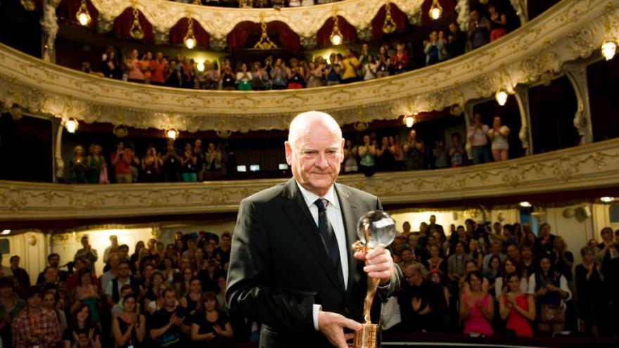 Video Theodor Pištěk o přátelství a spolupráci s Milošem Formanem