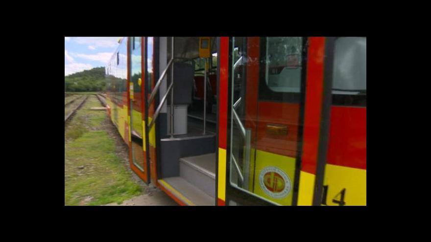 Video Petr Baraňák o přepadení v tramvaji