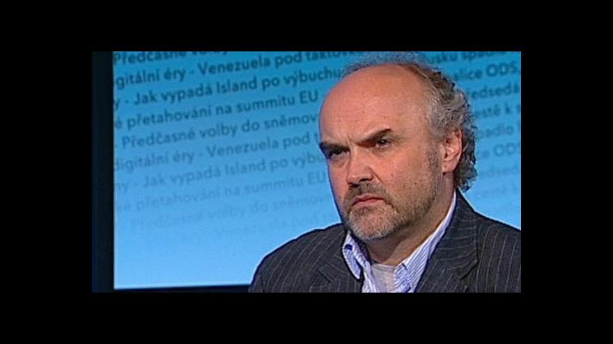 Video Ředitelem Národní galerie bude Jiří Fajt