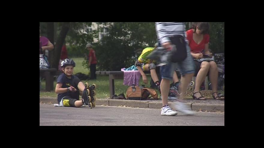 Video No comment: Závody dětí v rámci LifeInLine
