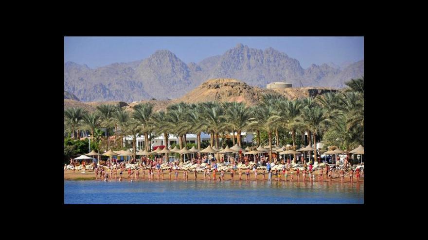 Video Makléř Martin Rajchert k Egyptu