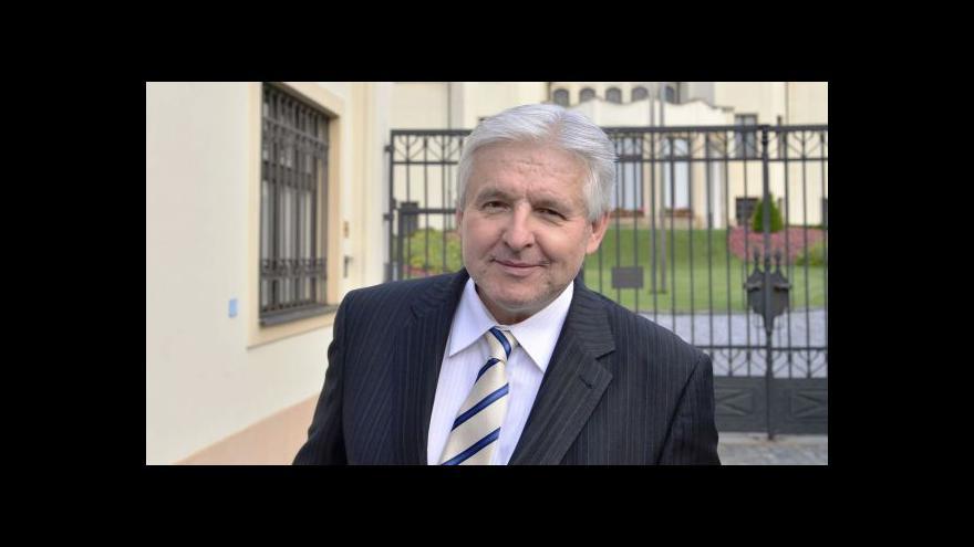 Video Rozhovor s Jiřím Rusnokem
