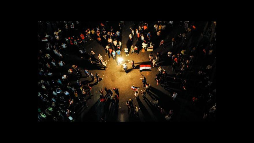 Video Svět reaguje na převrat v Egyptě
