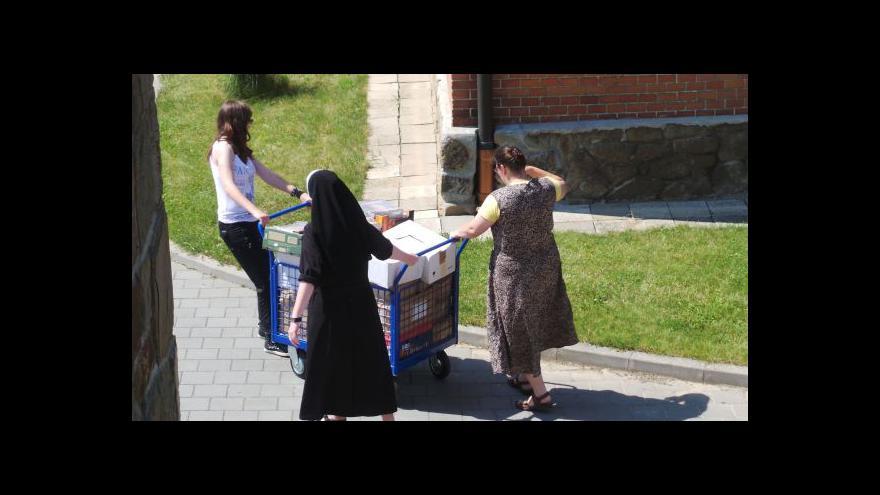 Video Přípravy na Velehradě v UvR