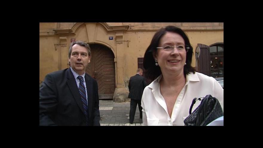 Video Výslech Miroslavy Němcové tématem Událostí