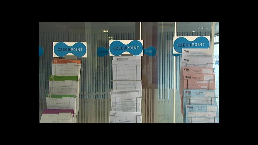 Video Novinky v centrálním registru