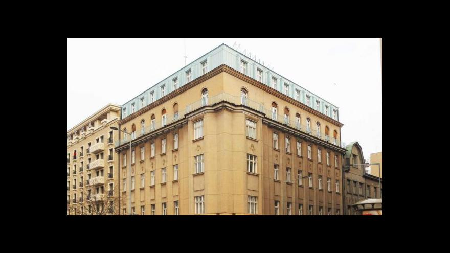 Video Reportáž o bourání na Václavském náměstí