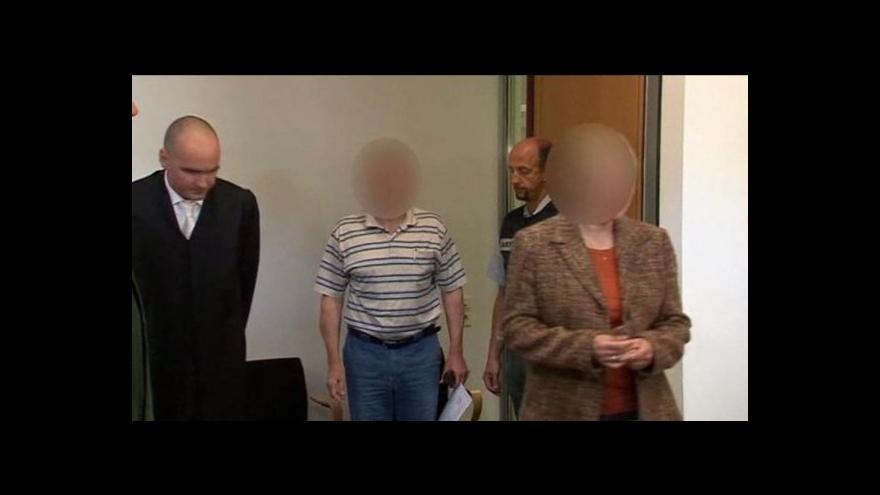 Video Události - Německý soud s ruskými agenty