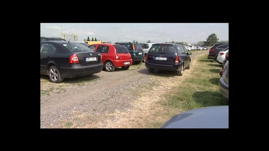 Video Luboš Dostál o dopravních opatřeních u Velehradu