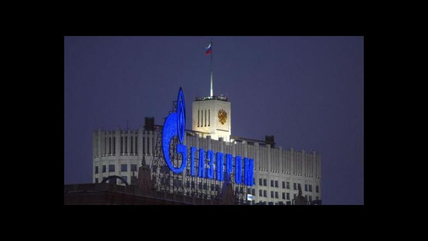 Video Osud ruského plynu